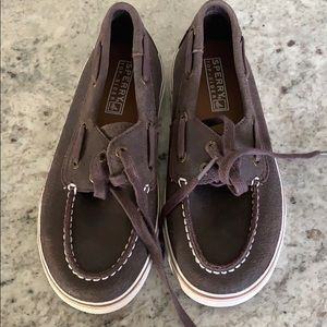 EUC Boys Sperry Loafers 2